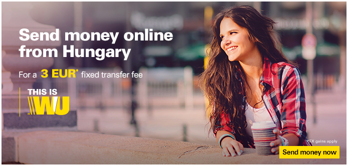 Send money from Hungary