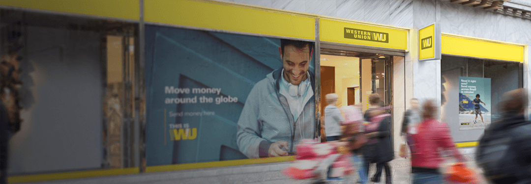 Get started with Western Union